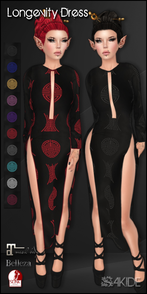 Longevity Dress