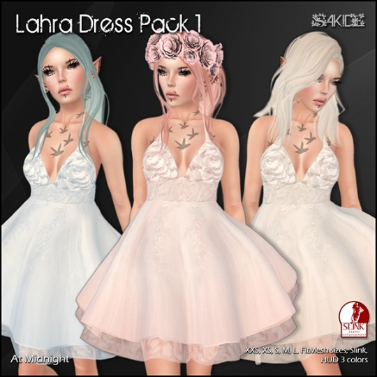Lahra Dresses for Midnight Madness June